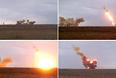 """Крушение ракеты """"Протон-М"""""""