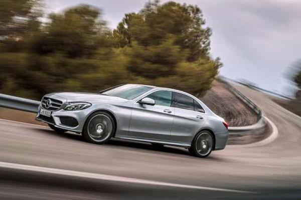 Mercedes-Benz C-classe