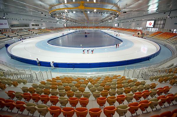 Конькобежный центр Адлер-Арена