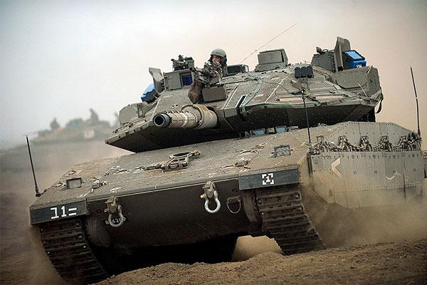 Лазерная танковая пушка