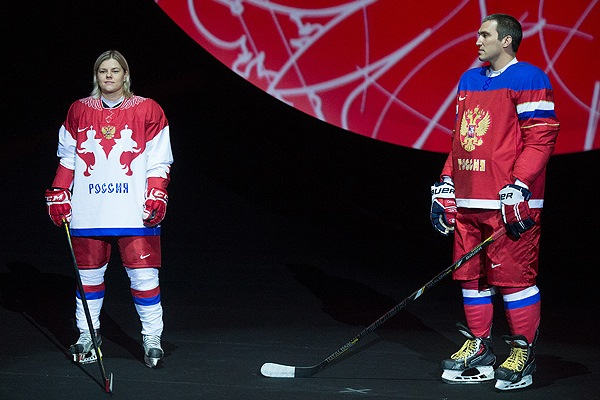 состав сборной россии 2012 по хоккею: