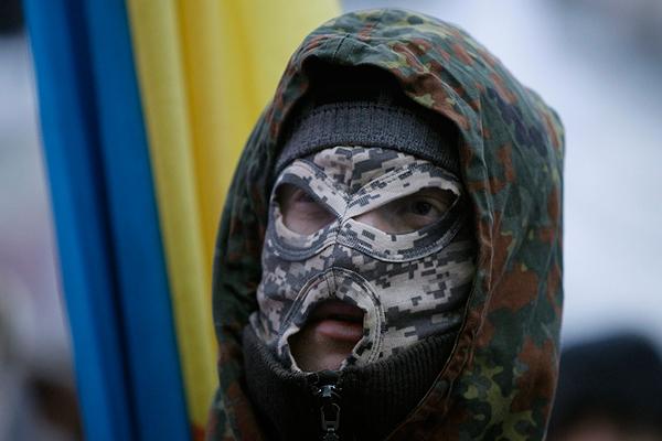 Лица украинского протеста.