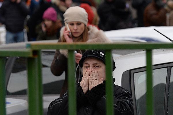 Родители учеников московской школы №263.
