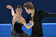Российские фигуристы Елена Ильиных и Никита Кацалапов стали бронзовыми призерами Олимпийских игр в Сочи в соревнованиях танцевальных дуэтов. Это 18-я награда сборной России на домашней Олимпиаде, и четвертая медаль, завоеванная фигуристами.