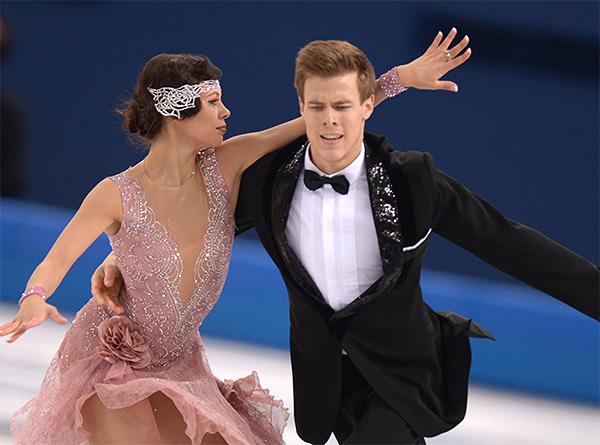Фигурное катание танцы на льду