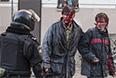 """По состоянию на 21:00 к врачам бригад """"скорой помощи"""" обратились за медицинской помощью 209 участников акций протеста, сообщает департамент здравоохранения Киевской горгосадминистрации."""