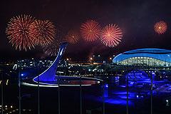 Олимпийские игры в Сочи объявлены закрытыми
