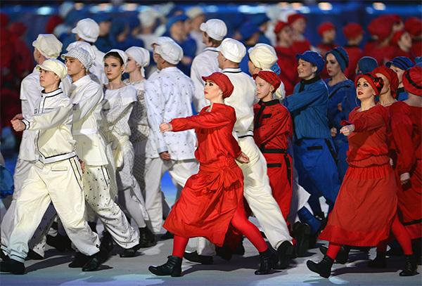 Открытия xi зимних паралимпийских игр