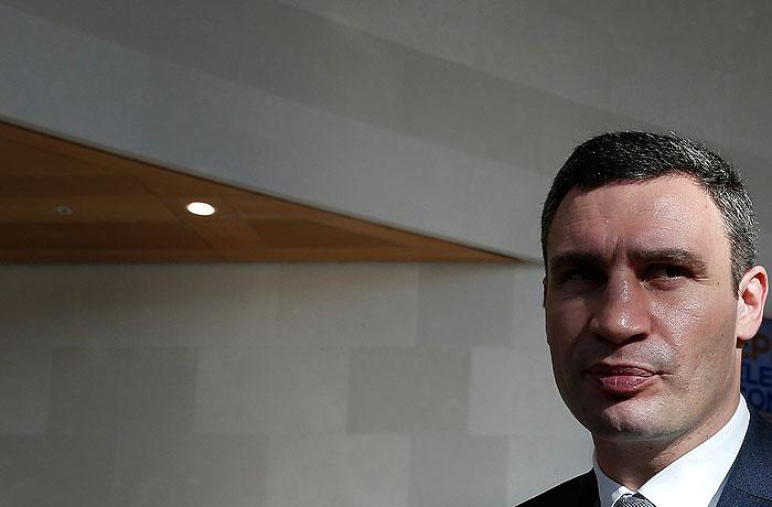 Кличко решил бороться за пост мэра Киева