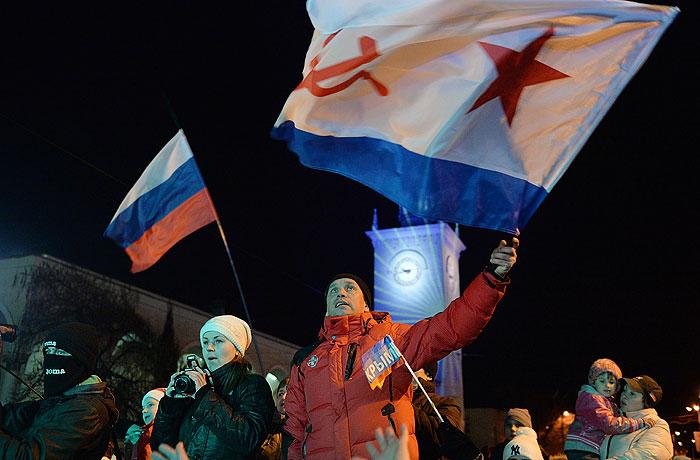 Крым начал жить по московскому времени