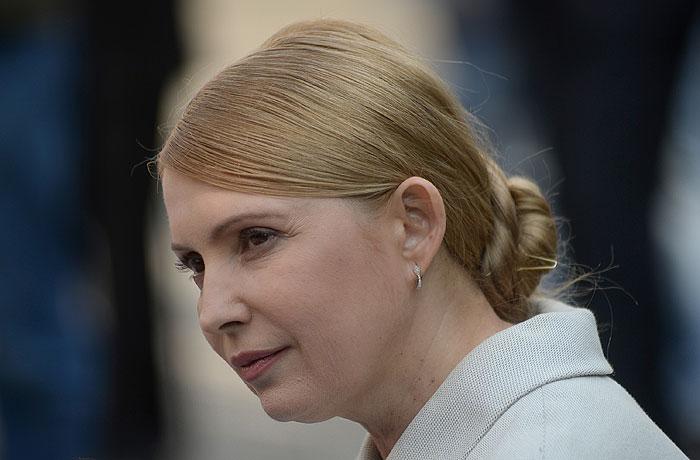 Однопартийцы утвердили Тимошенко кандидатом в президенты