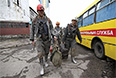 Министр энергетики и угольной промышленности Украины Юрий Продан заявил, что причиной гибели горняков стало несоблюдение правил безопасности.