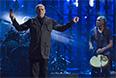 Выступление Питера Гэбриела перед включением его в зал славы рок-н-ролла.