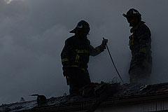 На Алтае в центре для наркозависимых произошел пожар