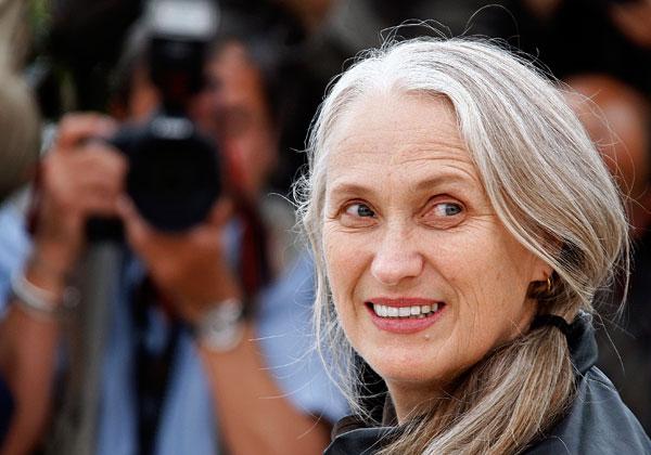Председатель жюри, актриса, режиссер и продюсер Джейн Кэмпион.