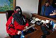 """Сторонники """"народного губернатора"""" Луганска заняли одну из приемных администрации."""