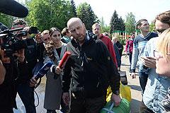 В Славянске освободили военных инспекторов ОБСЕ