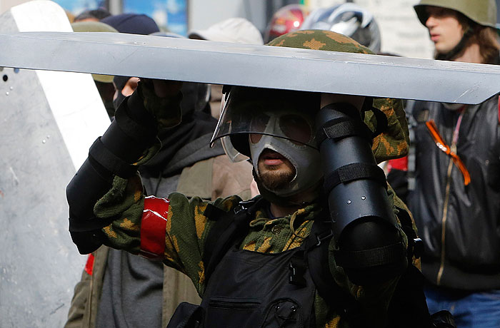 В Одессе объявлен траур по жертвам беспорядков