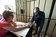 Запорожье, Волнянск. Осужденный пожизненно во время голосования.