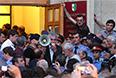 """Все силовые ведомства Абхазии поддерживают законно избранного президента республики Александра Анкваба, заявил """"Интерфаксу"""" в ночь на среду секретарь Совбеза Абхазии Нугзар Ашуба."""