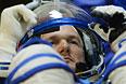 Член основного экипажа 40/41 экспедиций на МКС астронавт ЕКА Александр Герст.