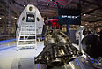 Двигатели космического корабля Dragon V2.