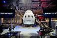 """SpaceX разрабатывала Dragon V2 при финансовой поддержке NASA. Основная цель, по словам Маска, создать """"космическое такси"""" для доставки астронавтов на МКС и осуществить первый запуск в 2017 году."""