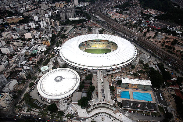 """Маракана"" / Estádio do Maracanã"
