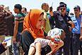 Беженцы из Мосула.