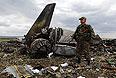 В вооруженных формированиях самопровозглашенной Луганской народной республики подтвердили информацию о том, что ночью был сбит самолет украинской армии.