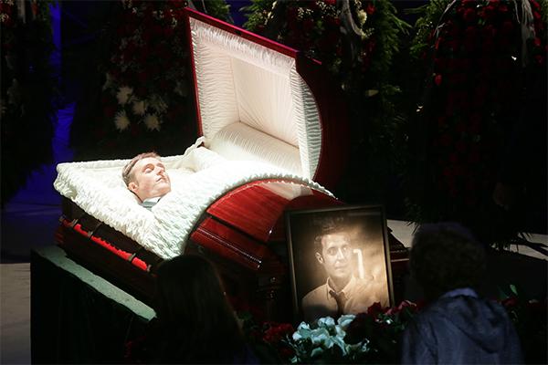 ближайших сорин похороны фото видео деталь Санкт-Петербурге