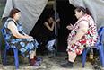 В начале июня в нескольких приграничных районах Ростовской области в связи с большим потоком беженцев с Украиной был введен режим чрезвычайной ситуации.
