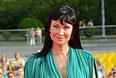Актриса Нонна Гришаева.