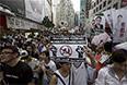 Следующие выборы главы Гонконга назначены на 2017 год. Лидеры КНР уже пообещали, что главу администрации выберут сами жители мегаполиса, а не специальный выборный комитет, однако Пекин все же настаивает на последнем слове при утверждении кандидата.
