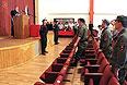 """Перед началом оглашения приговора по делу о крушении теплохода """"Булгария""""."""