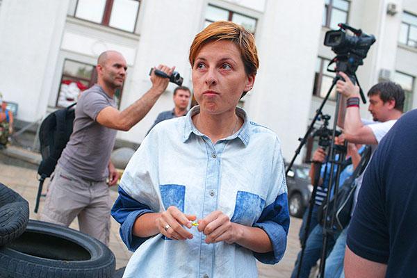 Анастасия Станко.