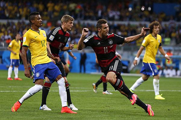 Футбол бразилия германия счет трансляция онлайн