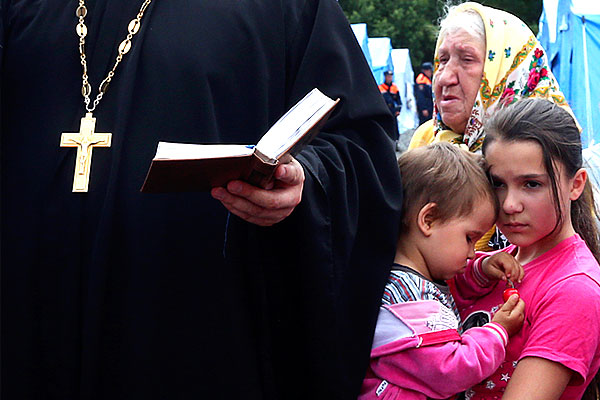 Россиянин погиб от фугаса с Украины