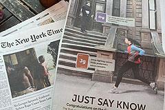 The New York Times опубликовала первую рекламу марихуаны