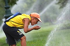 Аномальная жара задержится в Центральной России минимум на неделю