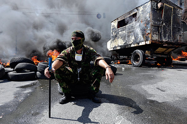 """Самооборона Майдана""."
