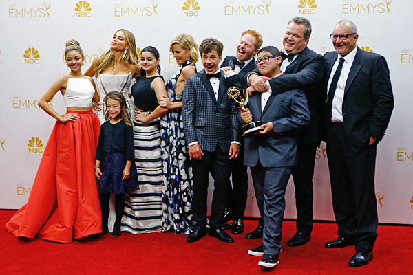 """""""Американская семейка"""" - лучший комедийный сериал."""