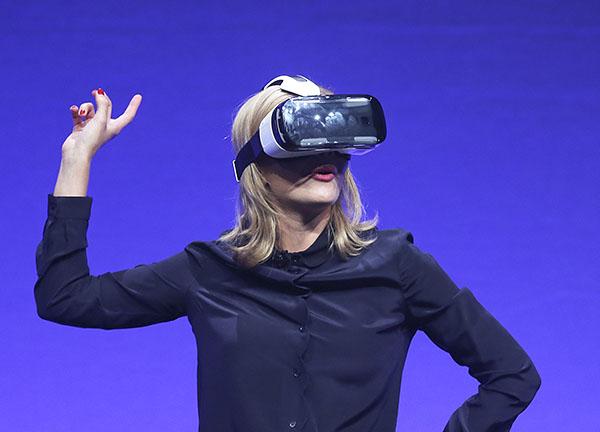 Компания Samsung провела в Берлине презентацию новой линейки мобильных гаджетов.