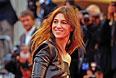 """Шарлотта Генсбур во время фотоколла к фильму """"Нимфоманка: часть 2"""""""