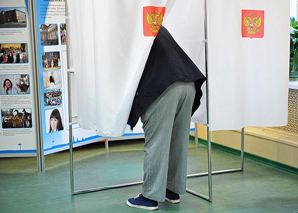 Выборы губернатора в Санкт-Петербурге.