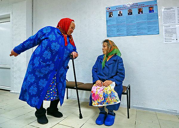 На выборах губернатора в Ивановской области.