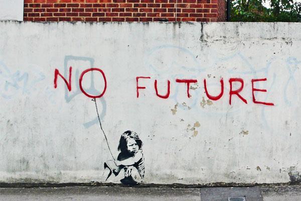 """""""Нет будущего""""."""