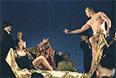 """Премьера спектакля """"Фауст"""", 2002 год."""