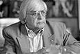 Художественный руководитель Театра на Таганке Юрий Любимов. 1993 год