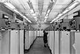 Стендовые испытания холодильников ЗИЛ перед отправкой в торговую сеть. 1983 год